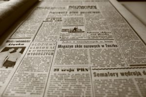 improve your handwriting with newspapers