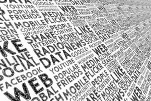 Data and information are social media impacts