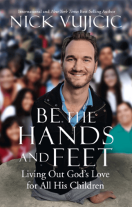 Be the hands and feet book