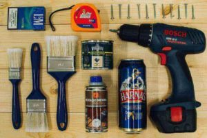 Do it Yourself tools