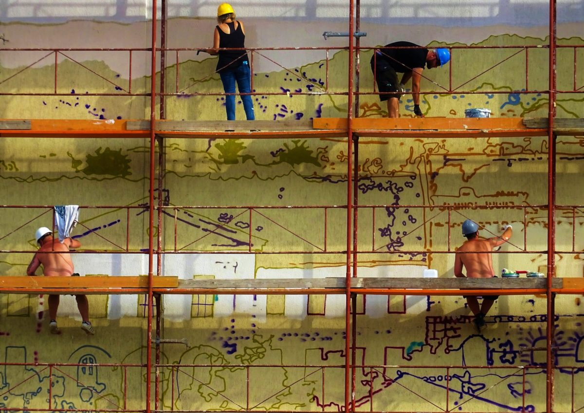What To Look Out For When You Need Scaffolding