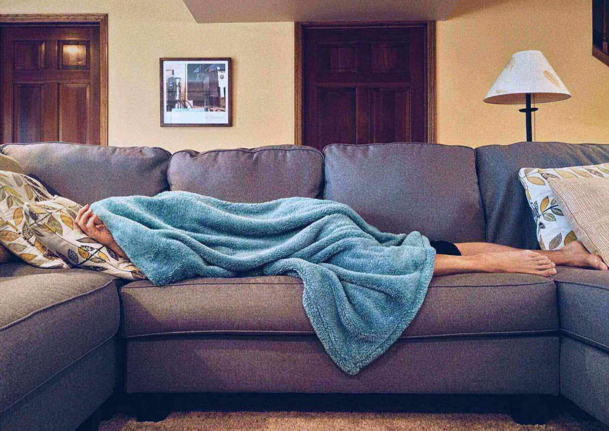 How To Manage A Business When You're Sick