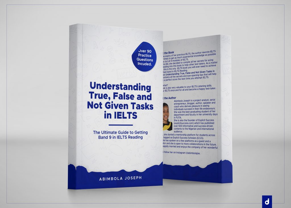 IELTS READING TIPS FOR TRUE FALSE NOT GIVEN (PLUS OTHER RESOURCES)
